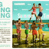 affiche  Big Bang Gang Party SUMMER EDITION - The Last-