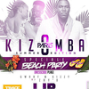 affiche Kizomba Paris Speciale Beach Party