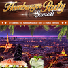 affiche AFTERWORK HAMBURGER PARTY SUR LES TOITS DE PARIS (TERRASSE GEANTE)