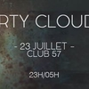 affiche Dirty Clouds @Club 57 / Techno Sounds