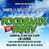 affiche FOOD AND MIX - SUMMER 2015
