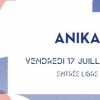 affiche ANIKA + JESSE HACKETT | STONES THROW PARTY