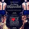 affiche I Love Paname + Before Chippendales