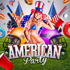 affiche AMERICAN PARTY « SUMMER 2015 » : Entrée Gratuite