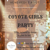 affiche Coyote Girls Party