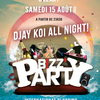 affiche BIZZZ PARTY feat. DJAY KOI