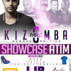 affiche Showcase Atim★☆Kizomba Paris Summer Edition