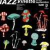 affiche JOHNNY'S SCRAPBOOK - JAZZ A LA VILLETTE FOR KIDS!