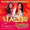 affiche WELCOME TO MALIBU