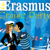 affiche Erasmus International Cruise Party Welcome to Paris