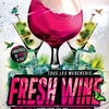 affiche AFTERWORK FRESH WINE