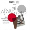 affiche THE APARTMENTS + 49 SWIMMING POOLS - SOIREE CLASSIX NOUVEAUX N3