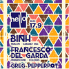 affiche Hello : Binh, Francesco Del Garda, Greg Pepperpot