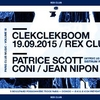 affiche ClekClekBoom
