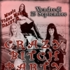 affiche Crazy Bitch Party !!