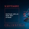affiche SYMETRIE #3 OPEN AIR NATHAN MELJA / MAD REY / AYMAR
