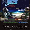 affiche Concert And you and yes + Cargo