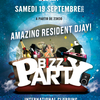 affiche BIZZZZZZ PARTY feat. Amazing Resident Djay