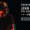 affiche  04 DIMENSION & FAUST PARIS : JOHN DIGWEED & GUEST - NOUVELLE CONFIGURATION SOUND SYSTEM