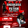 affiche sneakers and fetish party