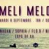 affiche Movement X MELI MELO