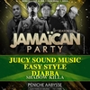 affiche JAMAICAN PARTY SAISON 2 EP1