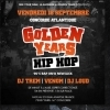 affiche TRE1ZE closing party w/ GOLDEN YEARS OF HIP HOP - 18 septembre - Concorde Atlantique