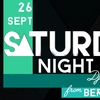 affiche SATURDAY NIGHT FAV // DJ SAN GABRIEL