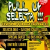 affiche Pull Up Selecta  !
