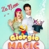 affiche ZE NEW GIORGIO MAGIC SHOW