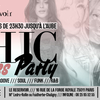 affiche CHIC LADIES PARTY