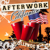 affiche Afterwork Happy Californien [ GRATUIT ]