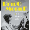 affiche SALON RETROMOBILE 2016