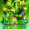 affiche AFTERWORK MOJITOS ALL INCLUSIVE (meilleur buffet de Paris)