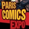 affiche PARIS COMICS EXPO 2016