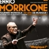 affiche ENNIO MORRICONE - THE 60 YEARS OF MUSIC TOUR
