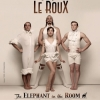 affiche CIRQUE LE ROUX - THE ELEPHANT IN THE ROOM - 31/12