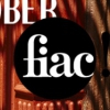 affiche FIAC 2017 - Foire Internationale d'Art Contemporain