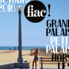 affiche FIAC 2016 - Foire Internationale d'Art Contemporain
