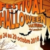 affiche Festival Halloween Nature
