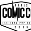 affiche COMIC CON PARIS 2016 -BILLET 1 JOUR
