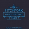 affiche PITCHFORK MUSIC FESTIVAL PARIS
