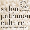 affiche Salon international du patrimoine culturel