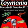 affiche Toymania 2016 : le salon du jouet ancien de collection