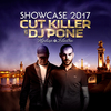 affiche SHOWCASE NYE 2017 : CUT KILLER Vs DJ PONE (HipHop Vs Electro)