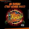 affiche Happy Dj Hour Funk & Disco
