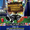 affiche INTERNATIONAL STUDENT PARTY