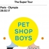 affiche PET SHOP BOYS