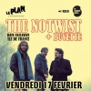 affiche THE NOTWIST - 1ere partie : BUVETTE