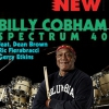 affiche Billy Cobham - Spectrum 40